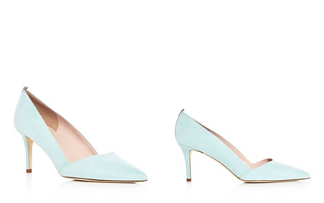 SJP by Sarah Jessica Parker Women's Rampling Suede Pointed Toe Pumps - Bloomingdale's_2