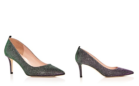 SJP by Sarah Jessica Parker Women's Fawn Glitter Pointed Toe Pumps - Bloomingdale's_2