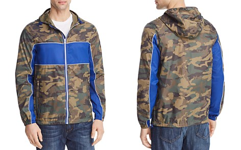 Pacific & Park Color-Blocked Camouflage Hooded Jacket - 100% Exclusive - Bloomingdale's_2