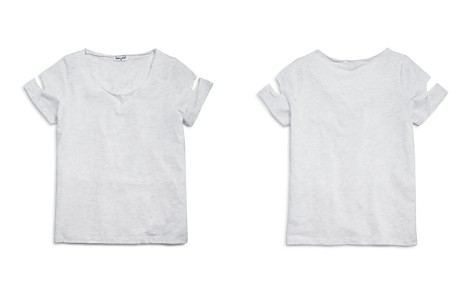 Splendid Girls' Distressed Tee - Big Kid - Bloomingdale's_2