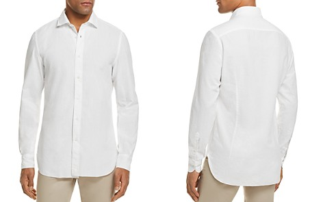 Eidos Seersucker Washed Regular Fit Button-Down Shirt - Bloomingdale's_2