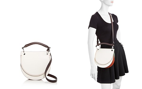 Marni Small Leather Saddle Bag - Bloomingdale's_2