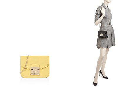 Furla Metropolis Mini Leather Crossbody - Bloomingdale's_2