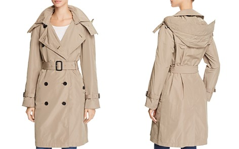 Burberry Sisal Trench Coat - Bloomingdale's_2