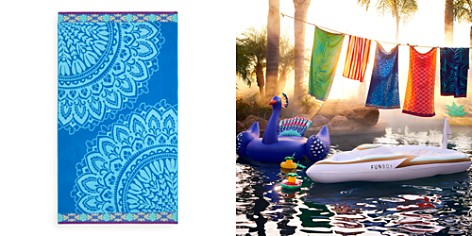 Sky Juno Beach Towel - 100% Exclusive - Bloomingdale's_2