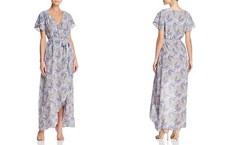 Ella Moss Faux-Wrap Floral-Print Maxi Dress - Bloomingdale's_2