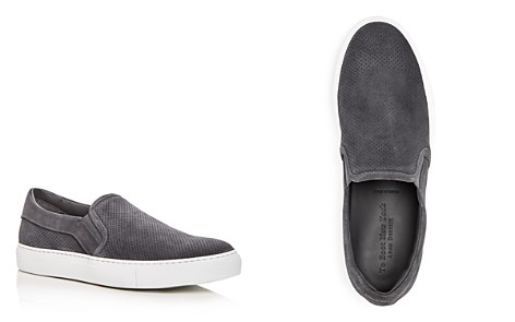 To Boot New York Men's Buelton Perforated Suede Slip-On Sneakers - Bloomingdale's_2