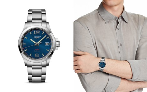 Longines Conquest VHP Watch, 43mm - Bloomingdale's_2