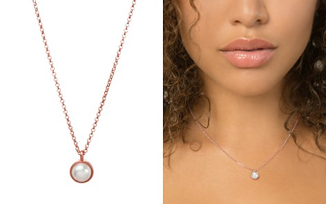 "Dogeared Pearl of Friendship Pendant Necklace, 16"" - Bloomingdale's_2"