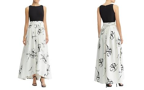 Ralph Lauren Evening Dress   Bloomingdale\'s