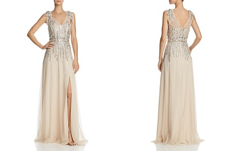 Evening gowns formal dresses gowns bloomingdales aidan mattox sequined tulle gown 100 exclusive bloomingdales2 junglespirit Image collections