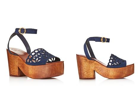 Tory Burch Women's May Suede Platform Block Heel Sandals - 100% Exclusive - Bloomingdale's_2