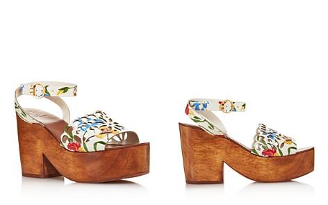 Tory Burch Women's May Leather Platform Block Heel Sandals - 100% Exclusive - Bloomingdale's_2