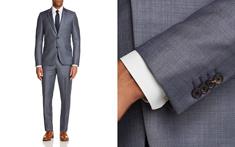 Paul Smith Sharkskin Slim Fit Suit - Bloomingdale's_2
