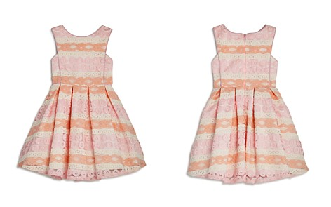 Pippa & Julie Girls' Pleated Lace Dress - Little Kid - Bloomingdale's_2