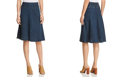 NIC+ZOE Denim Summer Fling Skirt - Bloomingdale's_2