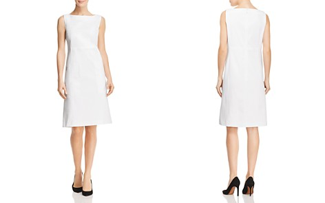 Lafayette 148 New York Paxton A-Line Dress - Bloomingdale's_2