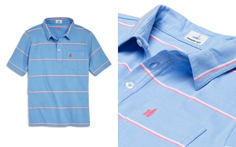 Johnnie-O Boys' Contrast Striped Marley Polo - Little Kid, Big Kid - Bloomingdale's_2