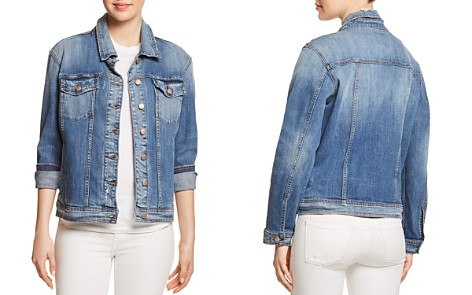 Joe's Jeans The Boyfriend Denim Jacket in Morgin - Bloomingdale's_2