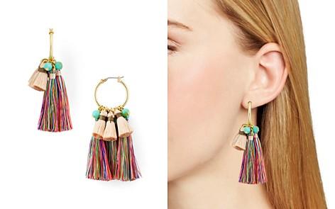 AQUA Large Fringe Drop Earrings - 100% Exclusive - Bloomingdale's_2