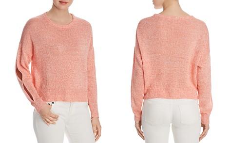 Joie Vestein Slit-Sleeve Sweater - Bloomingdale's_2