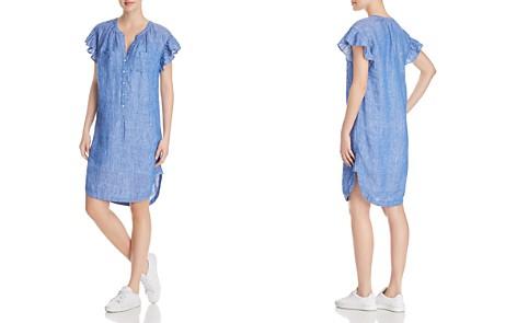 Joie Fermina Ruffle-Sleeve Dress - Bloomingdale's_2