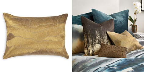 "Michael Aram After the Storm Gold Decorative Pillow, 14"" x 20"" - Bloomingdale's_2"