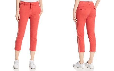 MOTHER The Shaker Cropped Frayed-Hem Jeans - Bloomingdale's_2