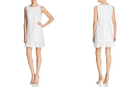 Eliza J Lace Shift Dress - Bloomingdale's_2