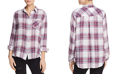 Rails Hunter Plaid Button-Down Shirt - Bloomingdale's_2