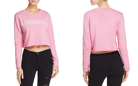 Desert Dreamer Star Streak Cropped Sweatshirt - 100% Exclusive - Bloomingdale's_2