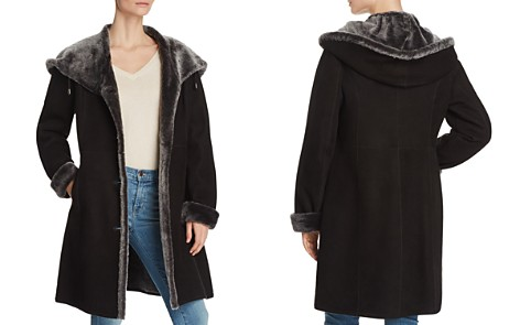 Maximilian Furs Lamb Shearling Button Coat - 100% Exclusive - Bloomingdale's_2