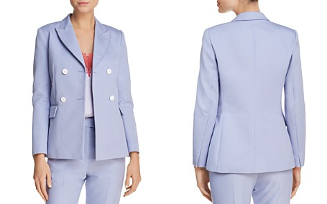 Sandro Peg Double-Breasted Blazer - 100% Exclusive - Bloomingdale's_2