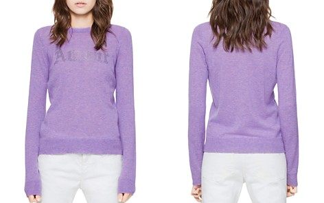 Zadig & Voltaire Miss Bis Cashmere Sweater - Bloomingdale's_2