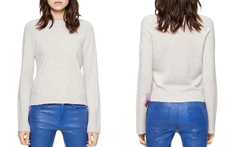 Zadig & Voltaire Lilo Cashmere Sweater - Bloomingdale's_2