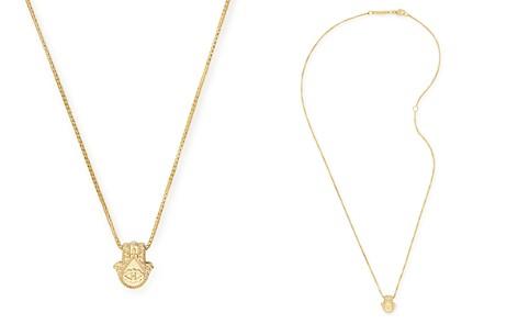 "Alex and Ani Fatima Pendant Necklace, 18"" - Bloomingdale's_2"