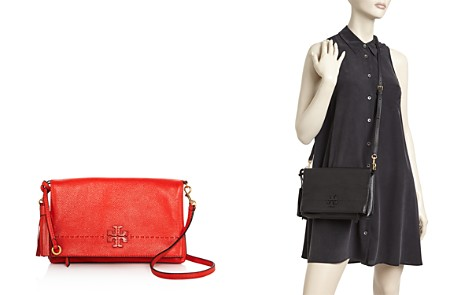 Tory Burch McGraw Fold-Over Leather Crossbody - Bloomingdale's_2