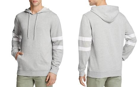 Pacific & Park Arm Stripe Hooded Sweatshirt - Bloomingdale's_2