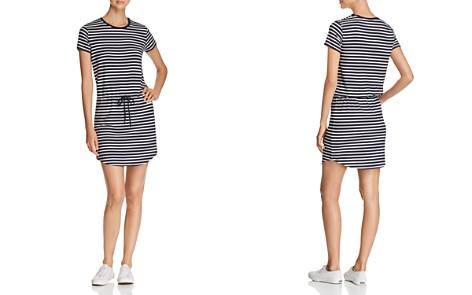 Majestic Filatures Stripe Drawstring Mini Dress - Bloomingdale's_2
