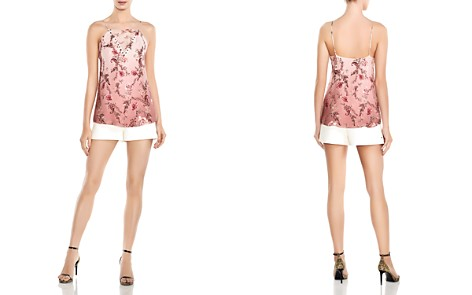 Haute Hippie No Regrets Floral-Print Silk Cami - Bloomingdale's_2