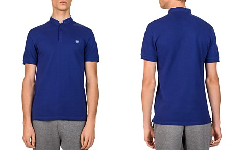 The Kooples New Shiny Piqué Slim Fit Polo - Bloomingdale's_2