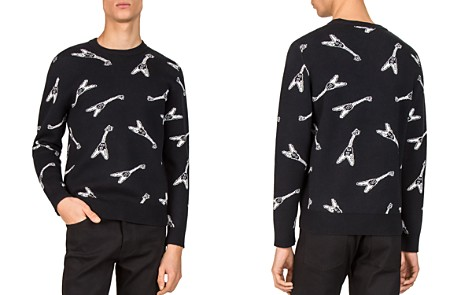 The Kooples Full Jacquard Guitar Sweater - Bloomingdale's_2