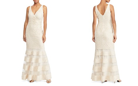 Lauren Ralph Lauren Lace Mermaid Gown - 100% Exclusive - Bloomingdale's_2