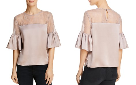 CAMI NYC Shauna Lace-Detail Top - Bloomingdale's_2