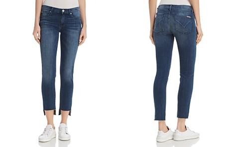 Hudson Colette Step Hem Jeans in Aspire - Bloomingdale's_2
