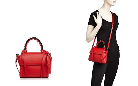 ELENA GHISELLINI Angel Sensua Mini Top Handle Leather Handbag - Bloomingdale's_2