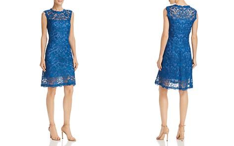 Tadashi Shoji Illusion Lace Dress - Bloomingdale's_2