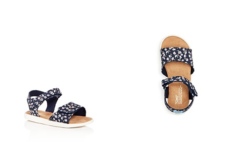 TOMS Girls' Ditzy Daisy Strappy Sandals - Toddler, Little Kid, Big Kid - Bloomingdale's_2
