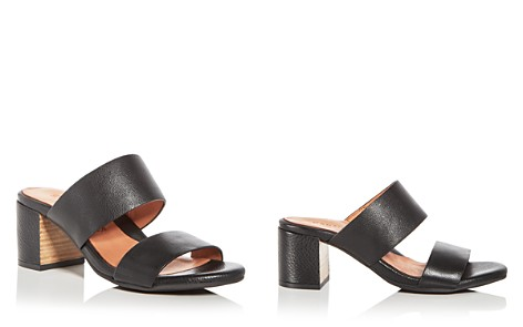 Gentle Souls Women's Cherie Leather Block Heel Slide Sandals - 100% Exclusive - Bloomingdale's_2