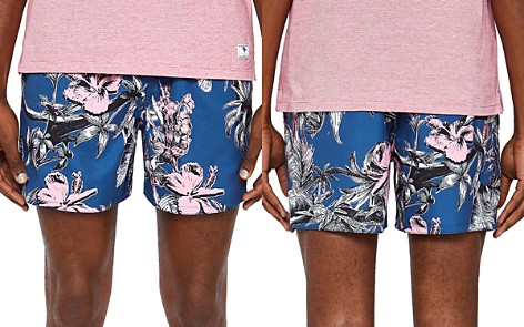 Ted Baker Elms Parrot Print Swim Shorts - Bloomingdale's_2